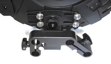 Ringlite Mini Film and Video 19mm Rod Mounting Bracket